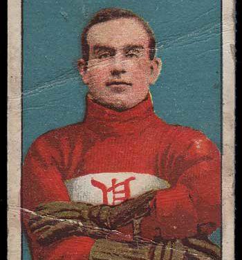 1910/11 Cyclone Taylor C56 #15 Rookie Hockey Card