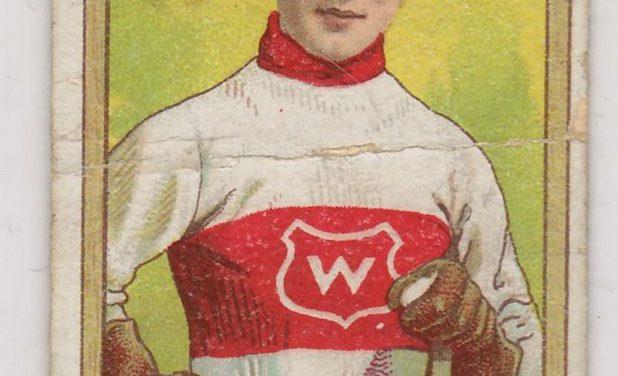 Art Ross 1911/1912 Imperial Tobacco #31 Hockey Card