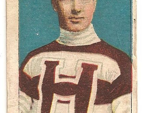 Art Ross 1910/1911 Imperial Tobacco #12 Rookie Hockey Card