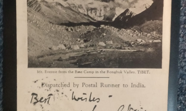 Mount Everest Expedition 1924