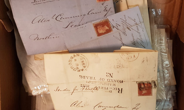 Great Britain stampless, Victorian, & 1d Red collection