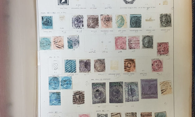India & States 1854/1957 mostly Used Specialized Collection