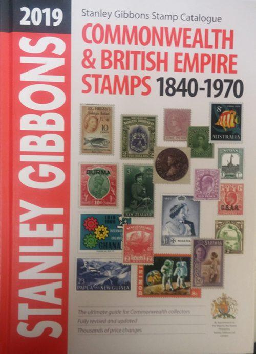 Gibbons 2019 Commonwealth & British Empire