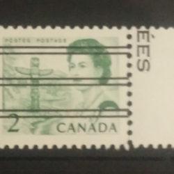 Canada #455xx stamp