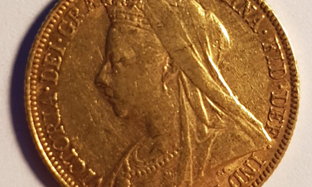 G.B. XF 1889 Victoria Jubilee Head Gold Sovereign