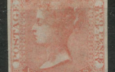 British Columbia #1 Very Fine Mint Original Gum