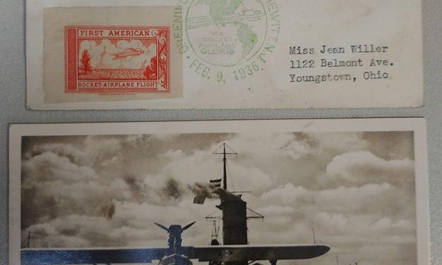 Rocket & Catapult Mail Covers & Ephemera collection balance (43 pcs)