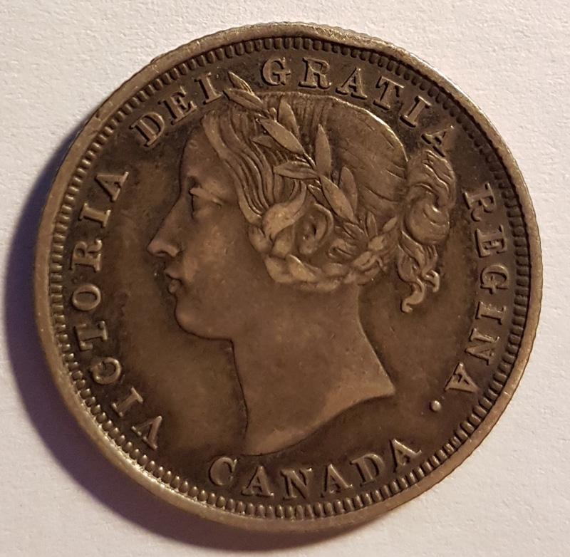 reverse Victoria