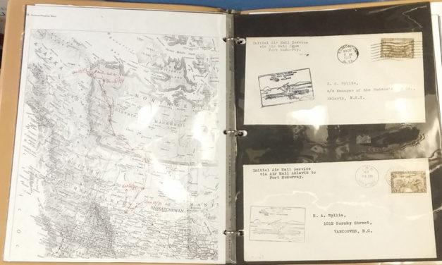 Canada 1929/1930 First Flight Covers incl Alberta/N.W.T. etc (8 pcs)