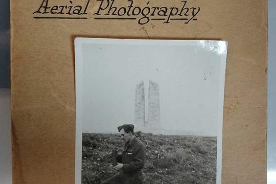 George Allen Aerial Photographer Archive bin