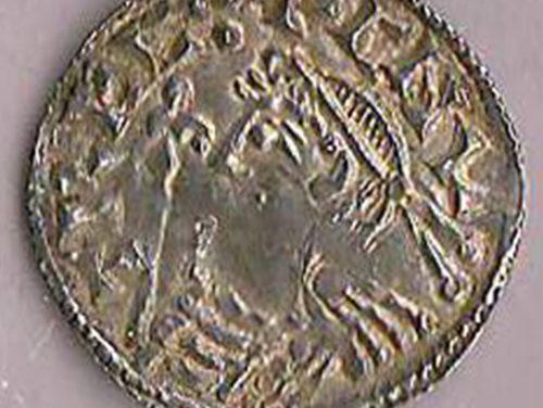 Lot188 England VF 1016-1035 Cnut Short Cross Hammered Silver Penny