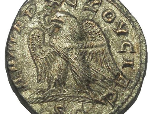 Trajan Decius 249-251AD Antioch Billon Tetradrachm