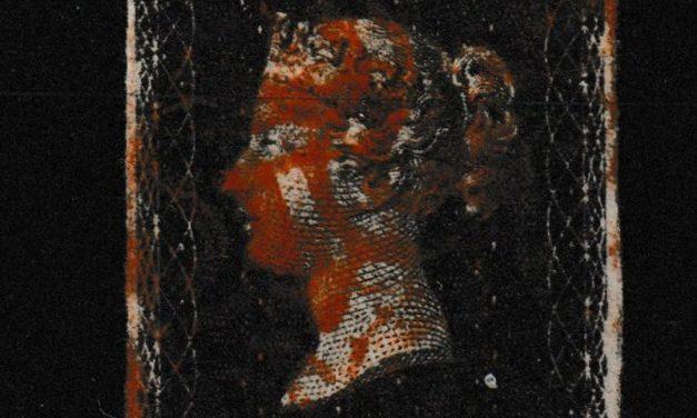 G.B. #1 Fine Red M/C Used 1840 1d Black