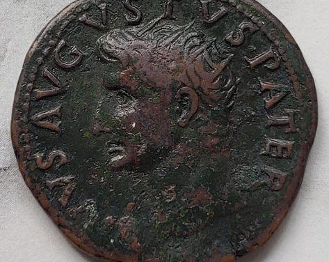 Augustus 27 BC-14 AD 11gm Ae As