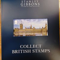 Stanley Gibbons 2021 Collect British Stamps new in stock