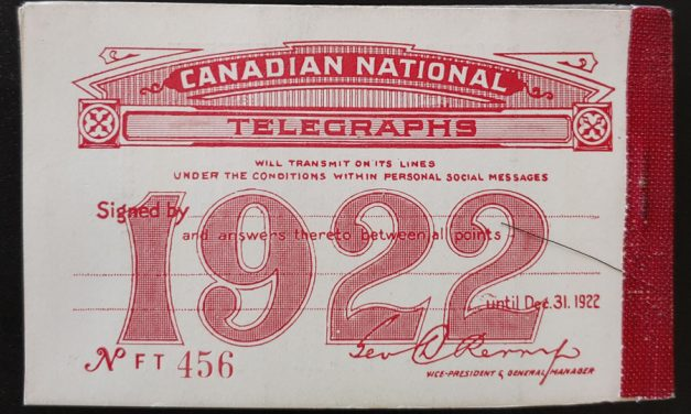 Canadian National #TCN2 Mint 6 pane Booklet dist gum
