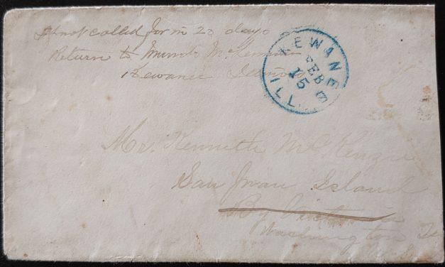 Kenneth Mckenzie San Juan Island by Victoria reduced stampless Cvr