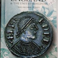 2021 Coins of England and the United Kingdom pre-decimal issues 606 page colour hardcover Catalogue