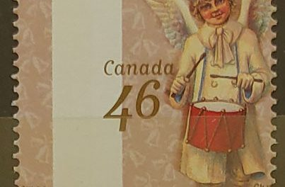 Canada #1815 Never Hinged 1999 46c Dramatic Misperf