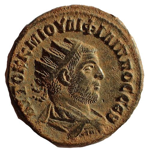 Philip I 244-249 AD Seleucis & Pieria 25mm 10.5gm Silver Tetradrachm Antioch S C